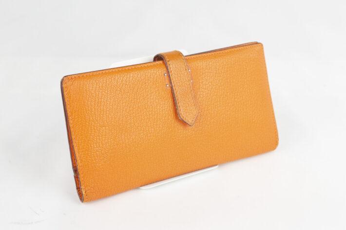 エルメス オレンジ財布